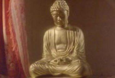Ferdinand Marcos' Gold Buddha
