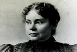 A tintype of Lizzie Borden