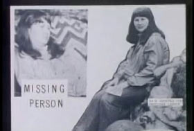 A missing poster for Dottie Caylor.
