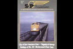 An ad for the SP Trainline