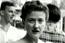 Smirking Jean Ellroy