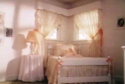 Rhonda's room in pristine condition left the exact same way Rhonda had it while she was alive