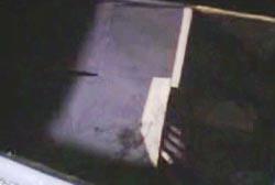 The dumpster Su-Ya's nude body was found in