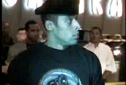 Yafeu Fula with a backwards hat on