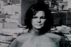 Smiling Elizabeth Carmichael