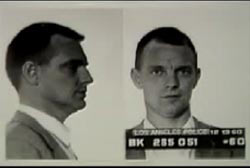 Side and front profile mug shot of Jerry Dean Michael