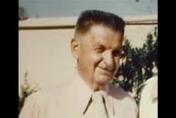 Walt Gassler with a mustach and salt and pepper hair