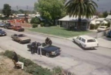Palo Alto Drive by Shooting