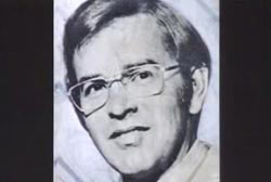Gary Simmons with Glasses smiling