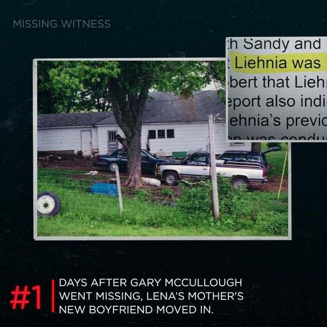 Who was responsible for the disappearance of Lena Chapin? Armed with the evidence, perhaps you have the answers.