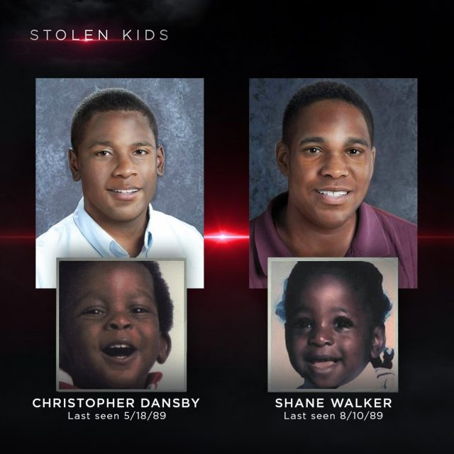 Help bring Christopher Dansby and Shane Walker back to their families. Share this post across social media or submit a tip to unsolved.com/tips #unsolvedmysteries